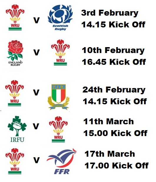 six nations games